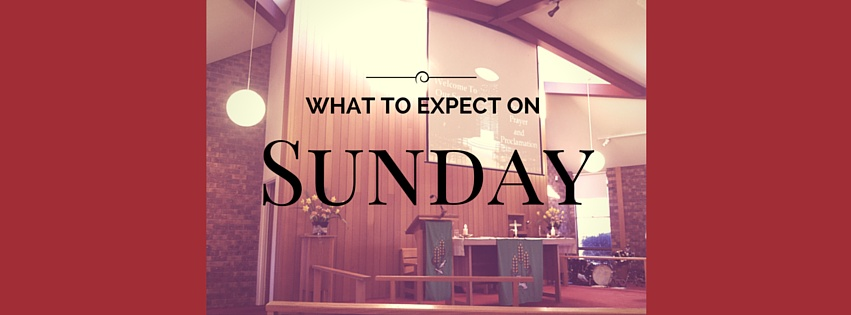 What to expect on Sunday